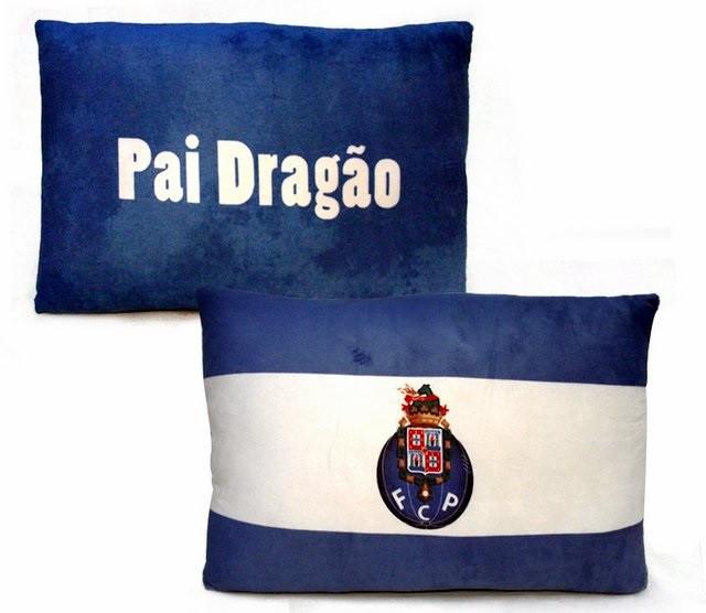 Porto - Almofada Pai Dragão FCP