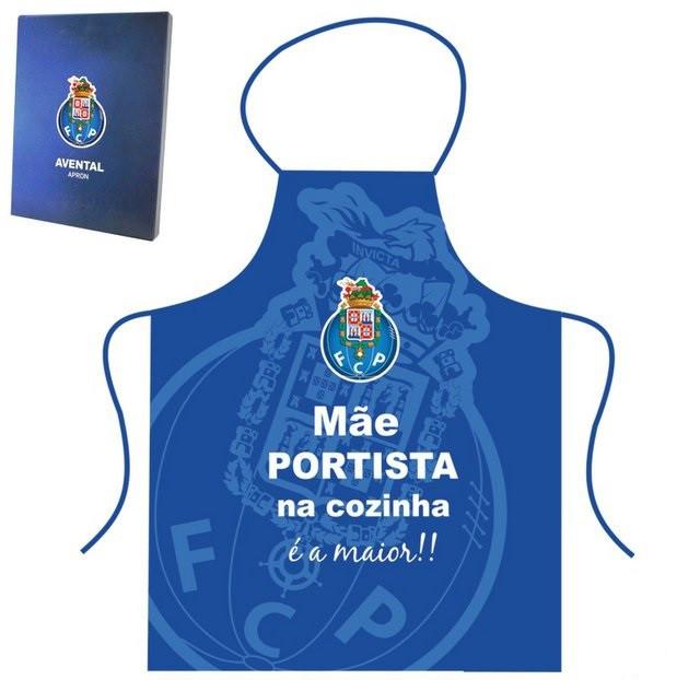 Porto - Avental FCP Mãe Portista