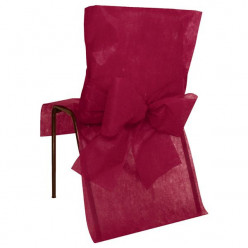 10 Capas Cobre Cadeiras Bordeaux