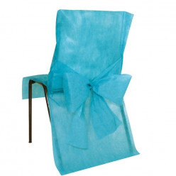 10 Capas Cobre Cadeiras Turquesa