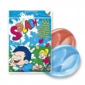 100 balões água