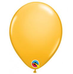100 Balões Amarelo Ouro Qualatex 5 (13cm)