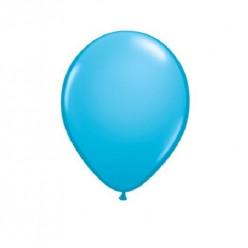 100 Balões Azuis Qualatex 5 (13cm)