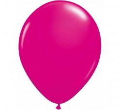 100 Balões Cereja Intenso 5 (13cm)