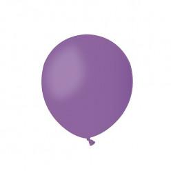 100 Balões Lavanda 5 (13cm)