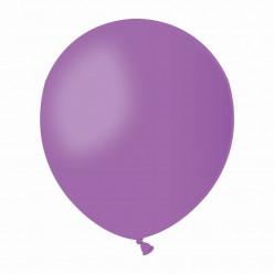 """100 Balões Lilás 5"""""""