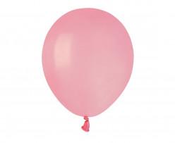 100 Balões Rosa Claro 5 (13cm)