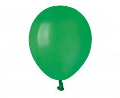 100 Balões Verde Escuro 5 (13cm)