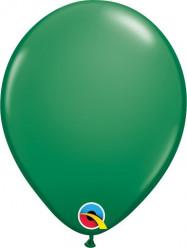 "100 Balões Verde Qualatex 5"" (13cm)"