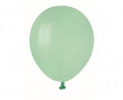 100 Balões Verde Turquesa 5 (13cm)