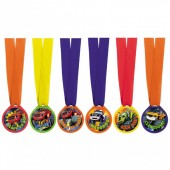 12 Medalhas do Blaze and the Monster Machines
