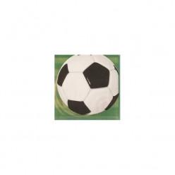 16 Guardanapos Festa Futebol