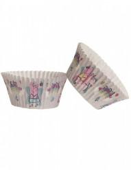 25 Formas Papel Cupcake Porquinha Peppa