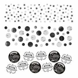 3 Packs Confetti – Chalkboard