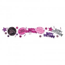 3 Packs Confetti –Pink Celebration