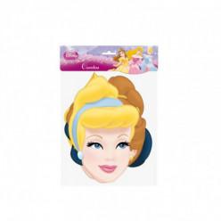 4 Máscaras Festa Princesas Disney