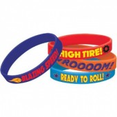 4 Pulseiras Blaze Monster Machines
