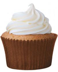 45 Cápsulas Cupcake Castanho