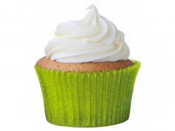 45 Cápsulas Cupcake Verde Lima
