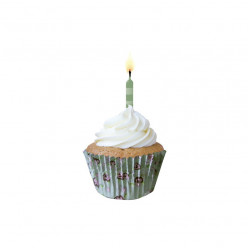 45 Forminhas Cupcake Flores