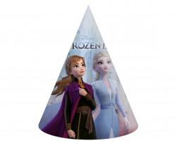 6 Chapéus Festa Frozen 2
