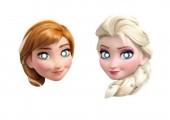 6 Máscaras Frozen