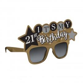 6 Óculos Idades – Gold Celebration
