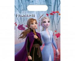 6 Sacos Brinde Frozen 2