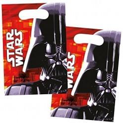 6 Sacos Brindes Star Wars Final Battle