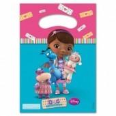 6 Sacos Festa Doutora Brinquedos
