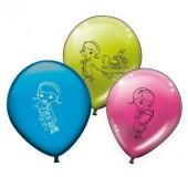 8 Balões Festa Doutora Brinquedos