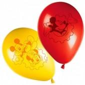 8 Balões festa Mickey sortido