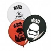 8 Balões festa Star Wars O Despertar da Força
