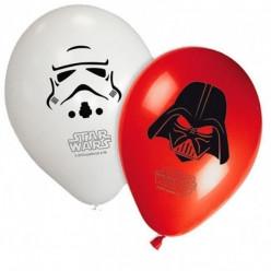 8 Balões Star Wars Final Battle