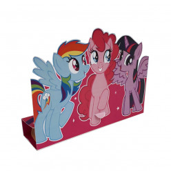 8 Convites My Little Pony