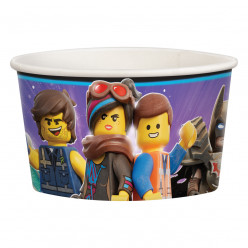 8 Copos Gelado Lego Movie 2