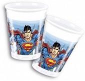 8 Copos Super Homem / Superman