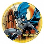8 Pratos Batman
