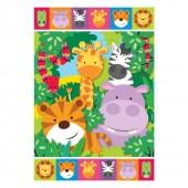 8 Sacos Festa Animais da Selva
