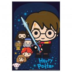 8 Sacos Festa Harry Potter