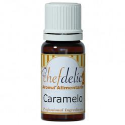 Aroma de Caramelo Chefdelice 10ml