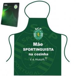 Avental SCP Mãe Sportinguista