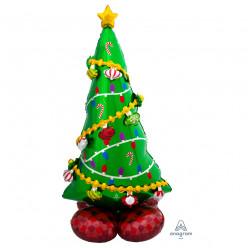 Balão AirLoonz Christmas Tree 149cm