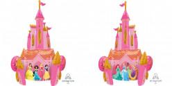 Balão AirWalker Castelo Princesas 139cm