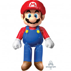 Balão AirWalker Super Mario 152cm