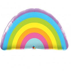 """Balão Arco-Iris 36"""""""
