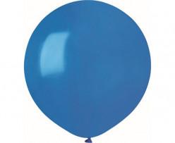 """Balão Azul 19"""" (48cm)"""