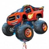 Balão Blaze e as Super Machines 86cm