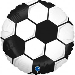 "Balão Bola Futebol Mini 9"""
