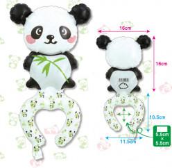 Balão Braçadeira Panda